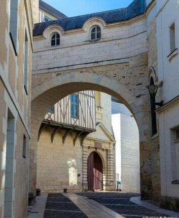 AngersPlace Saint Eloi, Angers