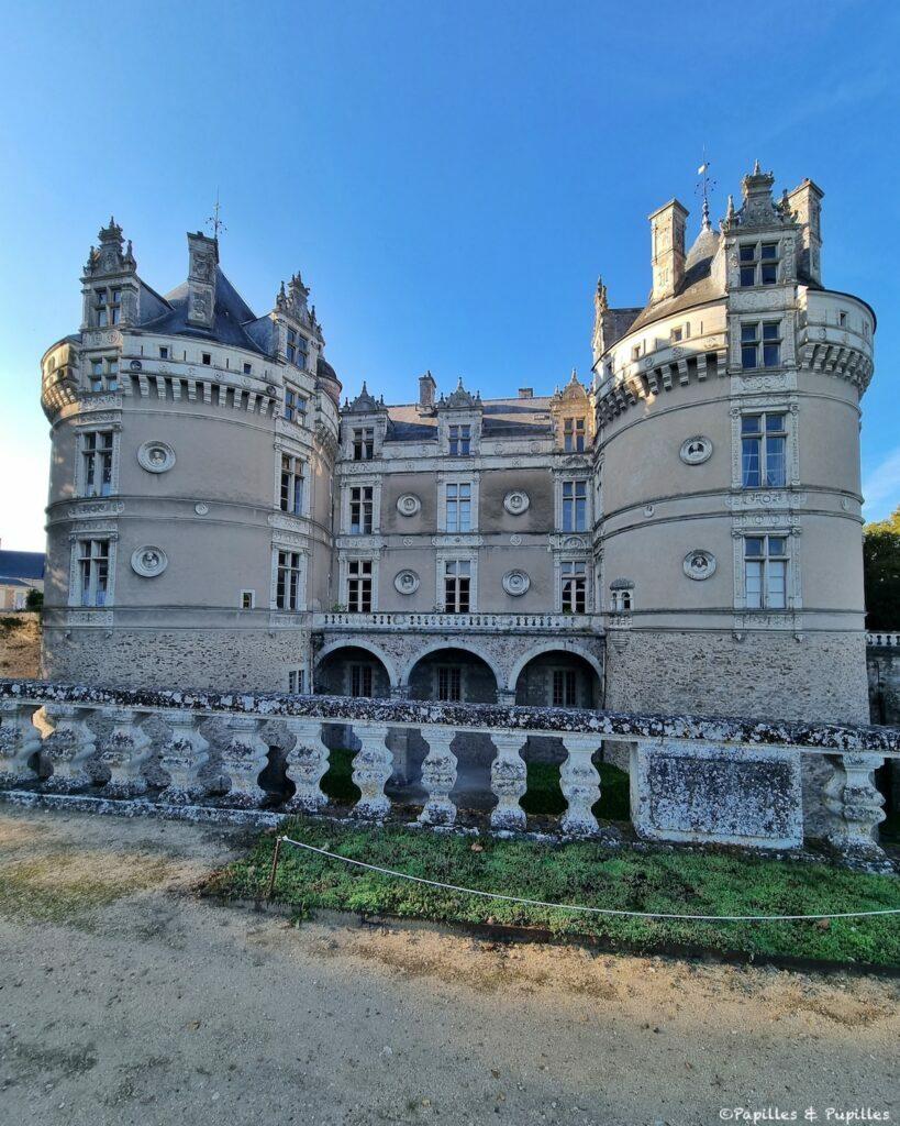 Château de Ludes sur le Loir