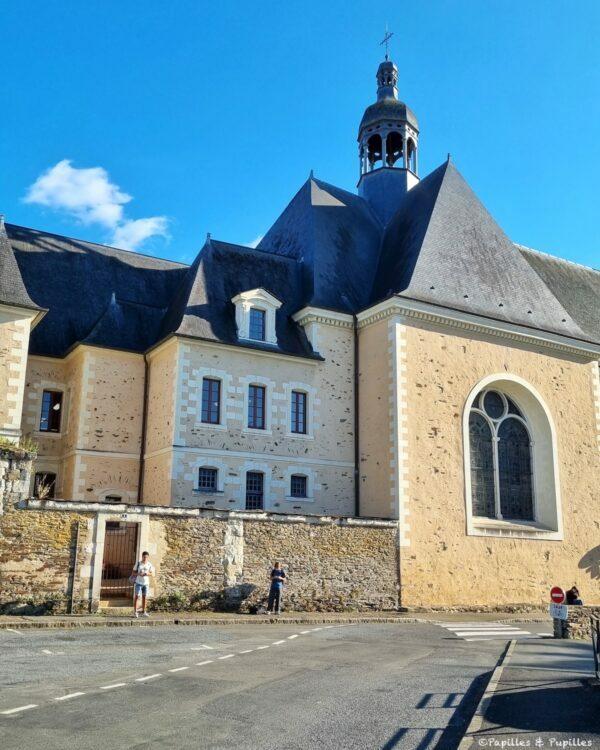 Château-Gontier - Couvent des Ursulines