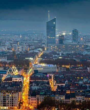Lyon ©Baptiste Lheurette de Pixabay