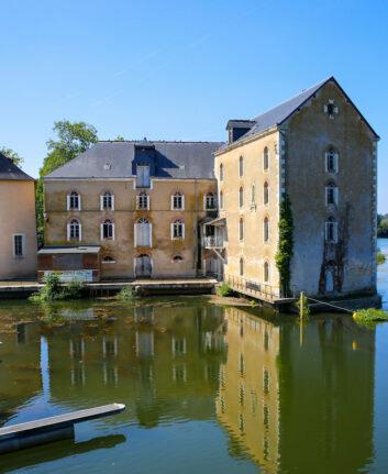 Malicorne - Moulin