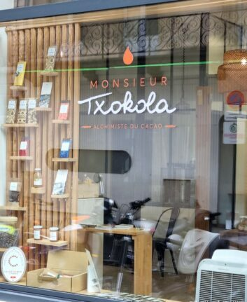 Monsieur Txokola