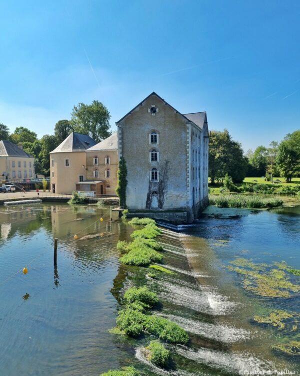 Moulin de Malicorne sur Sarthe
