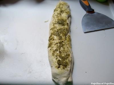 Pain au Pesto