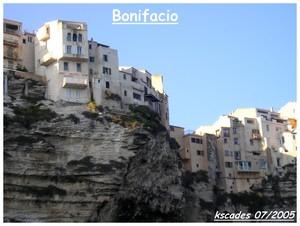 Corse - Bonifacio