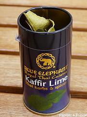 feuilles de keffir