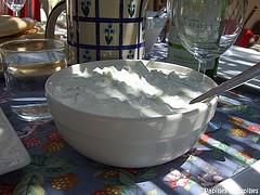 Salade de concombres au yaourt