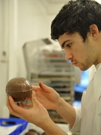 XIIème Grand Concours National de la Ville de Bordeaux Le Chocolat 2010