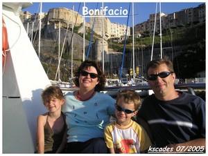 Corse - Bonifaccio