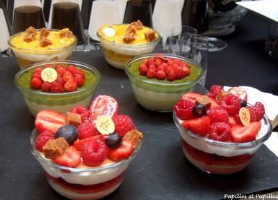 Dessert Pierre Hermé