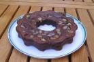 Clafoutis poires chocolat