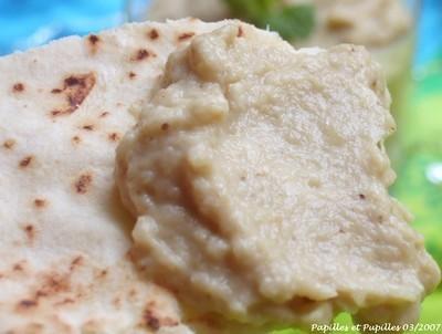 Mtabbal - Baba Ghannouj - Crème d aubergines au tahiné