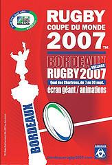 Bordeaux - Coupe du monde de rugby