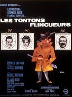 Affiche - Les Tontons flingueurs
