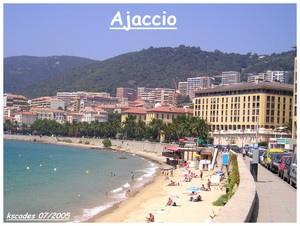 Corse - Ajaccio