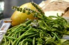Haricots verts et poires à la menthe fraîche – Alain Passard