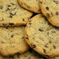 Cookies aux pépites de chocolat et flocons d'avoine