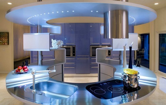 Acropolis kitchen