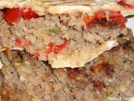 Image Papilles et Pupilles - Kebbe - Boulettes de viande façon Libanaise