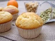 Muffins aux zestes d