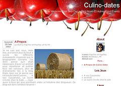 Culinodates