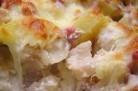 Gratin de chou fleuret pommes de terre