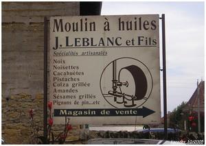 Huilerie Leblanc