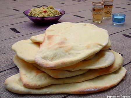 Pita – pain libanais