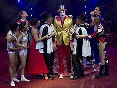 Cirque Gruss - artistes