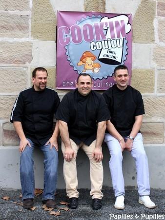 Cuisiniers de Cook in Coujou