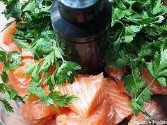 Terrine aux deux saumons hyper facile
