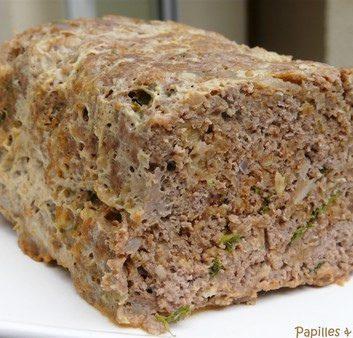 Pain de viande américain – Le Meatloaf