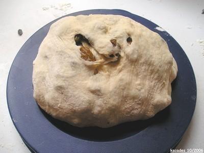 Petits pains aux deux raisins