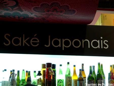 Saké japonais