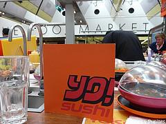 Restaurant Yo! Sushi
