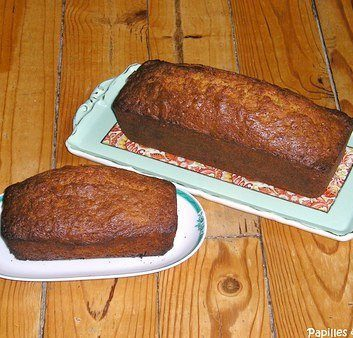 Cake au pralin et à la cannelle