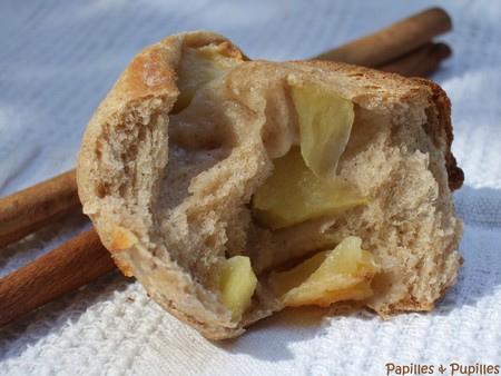 Petits pains aux saveurs d'automne