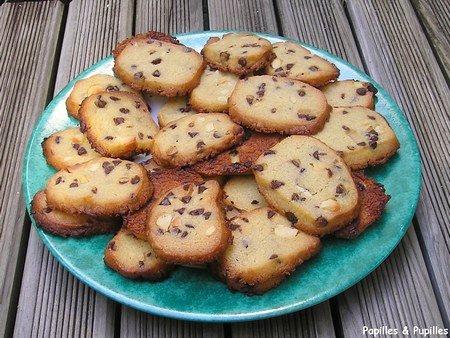 Image Papilles et Pupilles - Cookies aux noix de macadamia et au sirop d