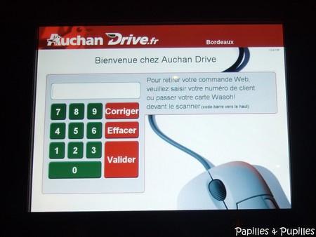 Auchan Drive Bordeaux
