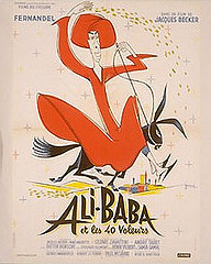 Affiche Ali Baba