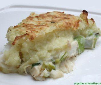 Irish fish pie