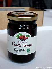 Confit de fruits rouges Régis Marcon - Confibio