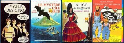 4 livres de mon enfance