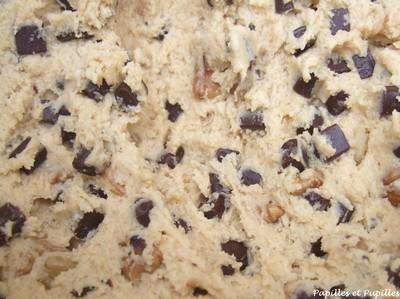 pâte à cookies
