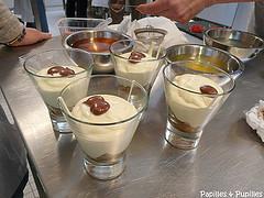 Tiramisu, chocolat siphoné