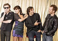 Nouvelle Star 2008 – Nouveau jury