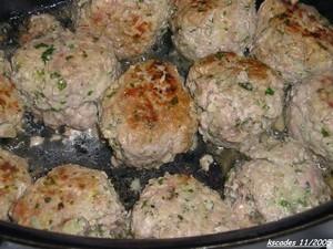 Sluuurp Sluuurp de Bleck le Rock ou langoustines aux boulettes de viande