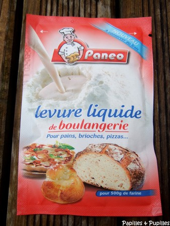 levure liquide Paneo