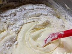 Pâte à gâteau de Savoie