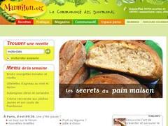 Marmiton - Les secrets du pain maison - Anne, Papilles et Pupilles